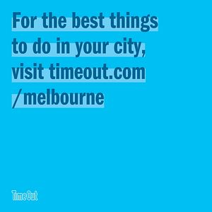 Thumbnail of image from Instagram post by timeoutmelbourne